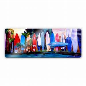 Tableau En Verre : tableau en verre bleichner wall ~ Melissatoandfro.com Idées de Décoration