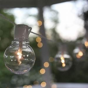 Guirlande Lumineuse Ampoule : guirlande lumineuse ampoule exterieur aquitaine network ~ Teatrodelosmanantiales.com Idées de Décoration