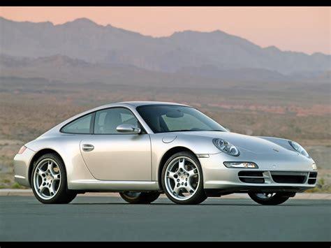 2005 Porsche 911 Carrera Side Angle 1280x960 Wallpaper
