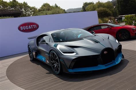 What Does Bugatti In by Bugatti S New Divo Is A Reworked Chiron Promising Improved