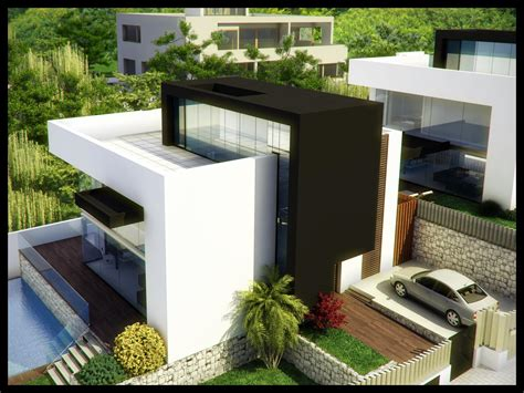 modern villa house design