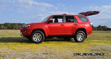 2015 Toyota 4runner Trail Review