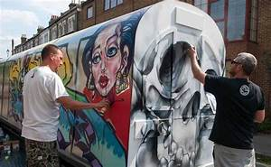 Urban Art Fair 2013 - Graffiti art workshops Community ...