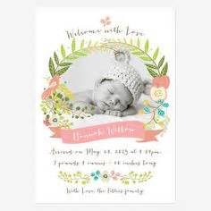 Birth Announcements on Pinterest