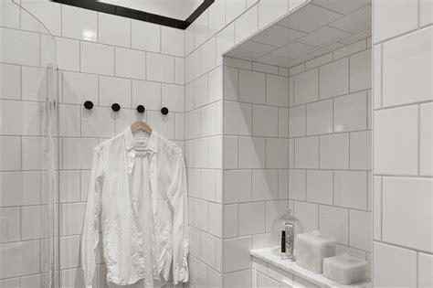 tegels badkamer zwart wit zweedse zwart wit badkamer badkamers voorbeelden