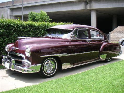Featured 1951 Chevrolet Fleetline Deluxe At Jspec Imports