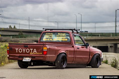 Toyota Mini Truck by Pasmag Performance Auto And Sound Return Of The Mini