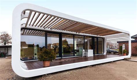 Une Maison En Préfabriqué écolo Transportable Partout