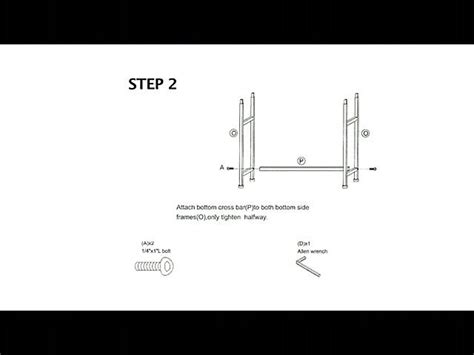 mainstays bathroom space saver assembly instructions