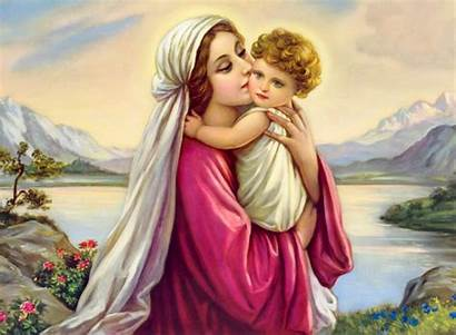 Mary Mother Wallpapers Marys