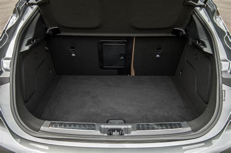 Trunk Space by 2017 Infiniti Qx30 Drive Automobile Magazine