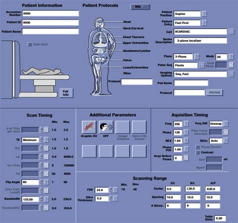 Breast Ct Mr Template Set by Mr Scanning Questions And Answers In Mri