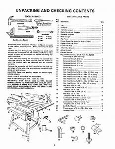 Page 6 Of Craftsman Saw 113 24181 User Guide