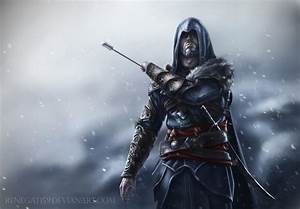 Ezio Auditore. Assassin's creed Revelations by Renegat159 ...
