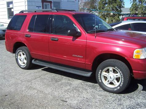 2005 Ford Explorer Xlt Reviews by 2005 Ford Explorer 4dr Xlt 4wd Suv In Bowling Green Oh