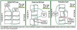 Wiring Diagram For Golf Cart Voltage Reducer