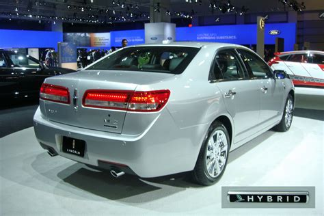 2018 Lincoln Mkz Hybrid Information And Photos Momentcar