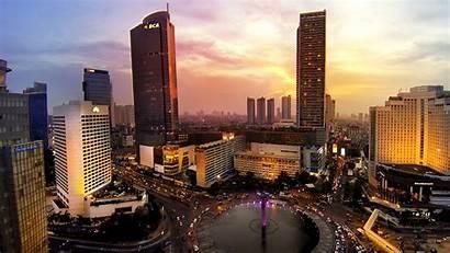 Indonesia Jakarta Menteng Grand Mall Shopping Plaza
