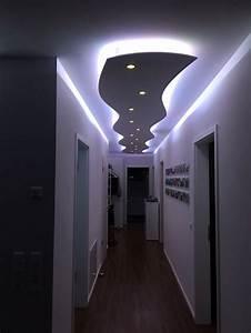Wohnzimmer Led Lampen : bildergalerie beleuchtung wohnzimmer decke beleuchtung ~ Watch28wear.com Haus und Dekorationen