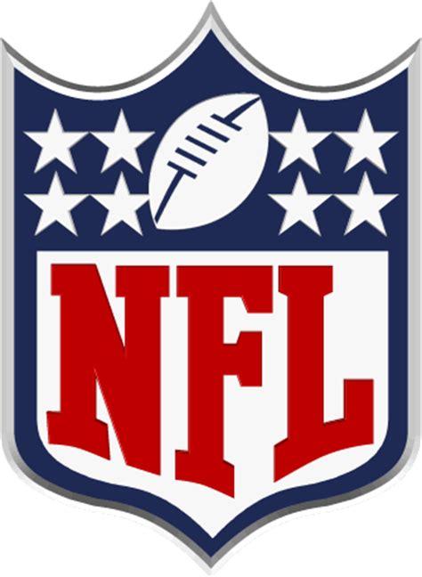 3D NFL Football Logos