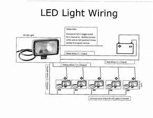 12v Led Off Road Light Wiring Diagram