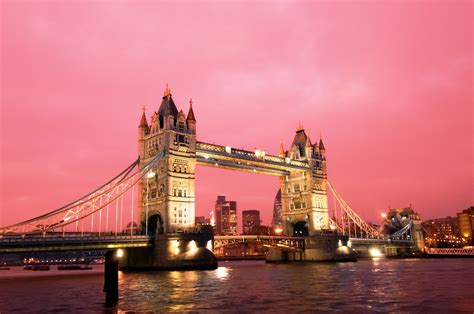 elegant night view  tower bridge  uk hd wallpapers