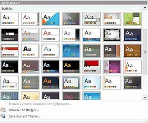 apply design template powerpoint 2010 enactioninfo With apply design template powerpoint 2010