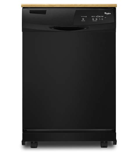Whirlpool Portable Dishwasher With Energy Star