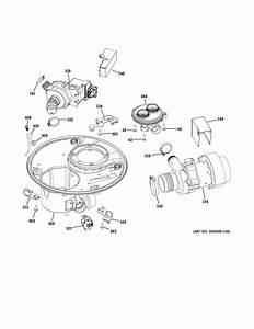 Ge Gdt680ssh4ss Dishwasher Parts