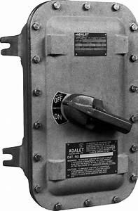 Nema7 Circuit Breaker Enclosures