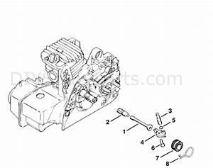 32 Stihl Ms250 Chainsaw Parts Diagram