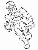 Coloring Hero Super Nova Squad Pages Draw Sketch Marvel Superhero Characters Spiderman Character Printable Comics Cartoon Sheets Sketches Print Avengers sketch template