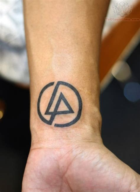 elegant  friends wrist tattoo designs