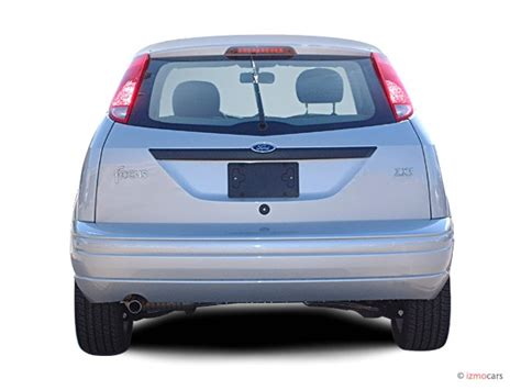 image  ford focus dr coupe zx base rear exterior