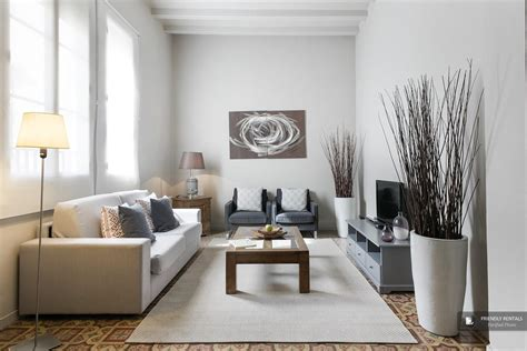 The Gaudi Apartment In Barcelona, Centrally Located By