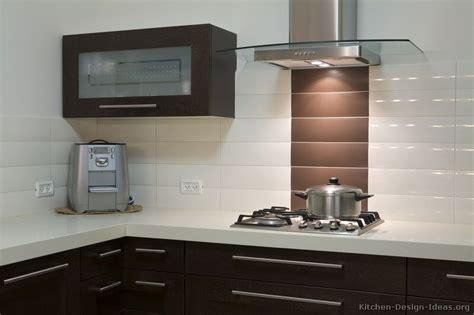 modern backsplash kitchen ideas pictures of kitchens modern dark wood kitchens kitchen 9