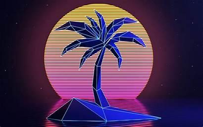 Neon 80s Mobile Wallpapers Desktop Iphone Resolution