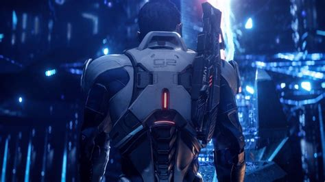 Mass Effect Animated Wallpaper - mass effect andromeda animated wallpaper