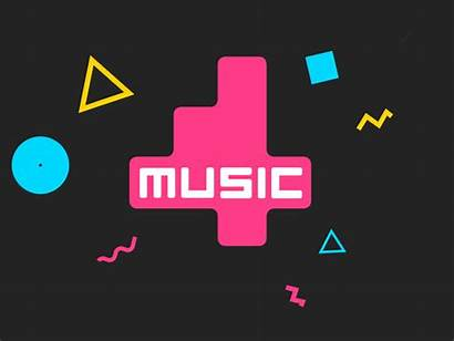 Animation Transition 4music Animated Tv Channel Logos