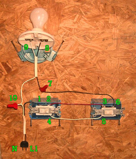 electrical    wire    switch