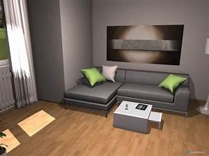 Bilder Mit Rahmen Für Wohnzimmer : wohnzimmer beige weiss ~ Lizthompson.info Haus und Dekorationen
