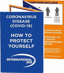 Covid 19 Awareness Poster