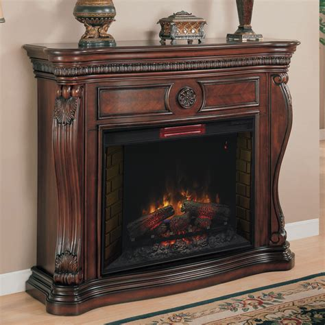 infrared heater  electric fireplace home improvement