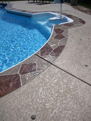 pool decks gallery concrete resurfacing sacramento ca