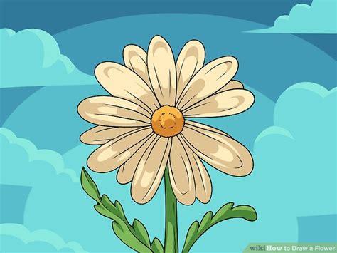 9 Easy Ways To Draw A Flower