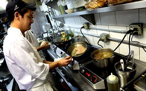 The Pros and Cons of Induction Cooking   The New York Times