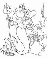 Disney Ariel Princess Coloring Pages Getcoloringpages sketch template