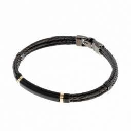 achat de bracelets pour hommes a petit prix le manege a With robe de cocktail combiné avec bracelet cable acier