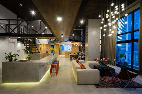 party apartment nghiem phong dao thanh archdaily