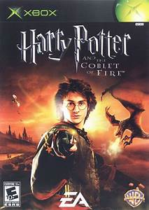 Harry Potter and the Goblet of Fire (2005) Xbox box cover ...